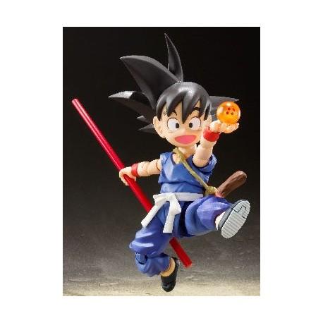 Dragon Ball S.H. Figuarts Actionfigur Kid Goku (Event Exclusive Color Ver.) (10 cm)