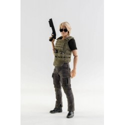 Terminator: Dark Fate Actionfigur 1/12 Sarah Connor (14 cm)