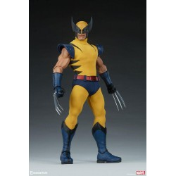 Marvel Comics Sideshow Collectibles Actionfigur 1/6 Wolverine (30 cm)