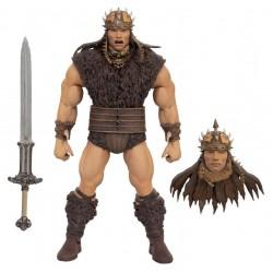 Conan der Barbar Ultimates Actionfigur Conan (18 cm)