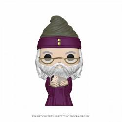 Harry Potter Funko POP! Vinyl Figur Dumbledore with Baby Harry (10 cm)