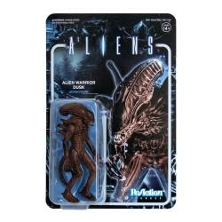 Aliens ReAction Actionfigur Wave 1 Alien Warrior (Dusk Brown) (10 cm)