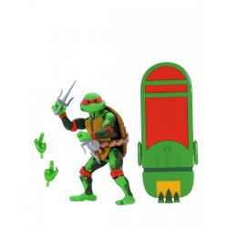 Teenage Mutant Ninja Turtles: Turtles in Time Serie 2 Actionfigur Raphael (18 cm)
