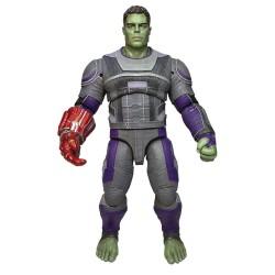 Marvel Select Avengers: Endgame Actionfigur Hulk Hero Suit (23 cm)