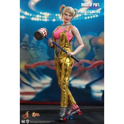 Hot Toys Birds of Prey Movie Masterpiece Actionfigur 1/6 Harley Quinn (29 cm)