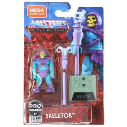 Masters of the Universe Mega Construx Actionfigur Skeletor