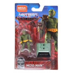 Masters of the Universe Mega Construx Actionfigur Moss Man