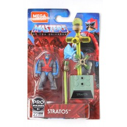 Masters of the Universe Mega Construx Actionfigur Stratos