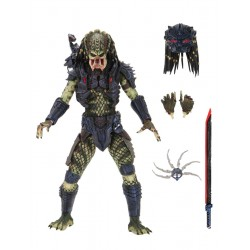 Predator 2 Actionfigur Ultimate Armored Lost Predator (20 cm)