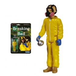 Breaking Bad ReAction Actionfigur Walter White in Cook Suit (10 cm)