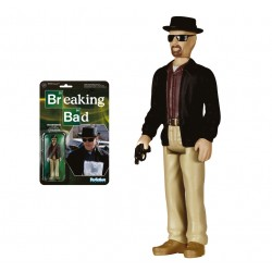 Breaking Bad ReAction Actionfigur Heisenberg (Walter White) (10 cm)