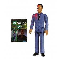 Breaking Bad ReAction Actionfigur Dead Gus Fring (10 cm)