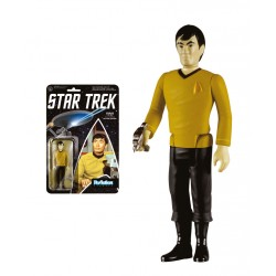 Star Trek ReAction Actionfigur Sulu (10 cm)