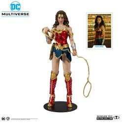 DC Multiverse Actionfigur Wonder Woman (1984) (18 cm)