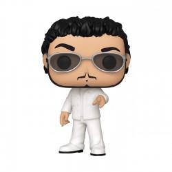 Backstreet Boys Funko POP! Rocks Vinyl Figur AJ McLean (10 cm)