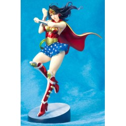DC Comics Bishoujo PVC Statue 1/7 Armored Wonder Woman (2nd Edition) (24 cm)
