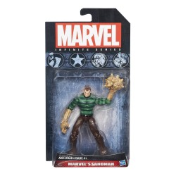"Marvel Infinite Series 1 2015 Sandman (Classic) 3.75"" (10 cm)"