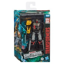 Transformers Generations War for Cybertron: Earthrise Wave 1 2020 Deluxe Ironworks (15 cm)
