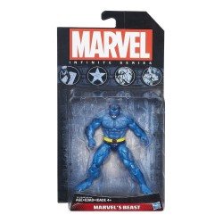 "Marvel Infinite Series 1 2015 Beast (Blue) 3.75"" (10 cm)"