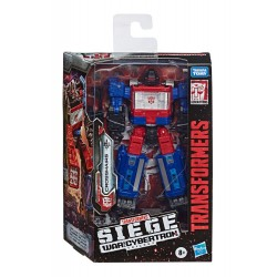 Transformers Generations War for Cybertron: Siege Wave 5 Deluxe Crosshairs (15 cm)