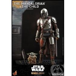 Star Wars The Mandalorian Actionfiguren Doppelpack 1/6 The Mandalorian & The Child (30 cm)