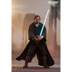 Star Wars Episode VIII Hot Toys 1/6 Movie Masterpiece Actionfigur Luke Skywalker (Crait) (29 cm)