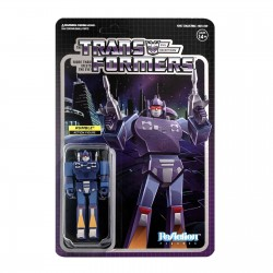 Transformers ReAction Actionfigur Wave 2 Rumble (10 cm)