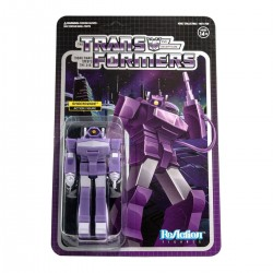 Transformers ReAction Actionfigur Wave 2 Shockwave (10 cm)