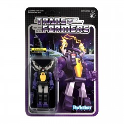 Transformers ReAction Actionfigur Wave 2 Shrapnel (10 cm)
