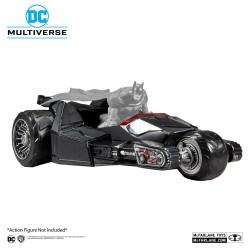 DC Multiverse Dark Nights: Metal Fahrzeug Bat-Raptor (30 cm)