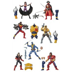 """Marvel Legends Series 03 'Deadpool' Set mit 7 Figuren 6"""" (15 cm)"""
