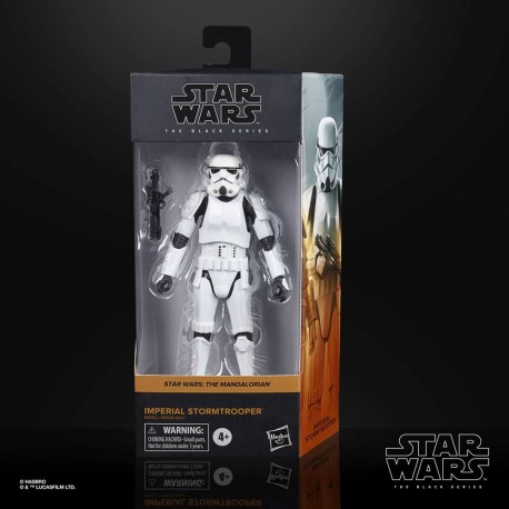Star Wars Black Series Actionfigur Imperial Sotmtrooper (The Mandalorian) (15 cm)