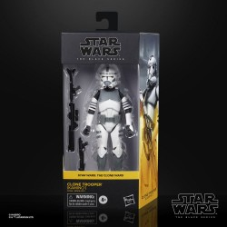Star Wars Black Series Actionfigur Clone Trooper (Kamino) (The Clone Wars) (15 cm)