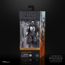Star Wars Black Series Actionfigur The Mandalorian (The Mandalorian) (15 cm)