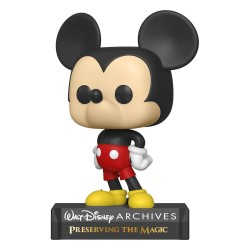 Micky Maus POP! Disney Archives Vinyl Figur Current Mickey (10 cm)