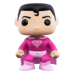 DC Comics POP! Heroes Vinyl Figur BC Awareness - Superman (10 cm)