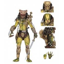 Predator 1718 Actionfigur Ultimate Elder: The Golden Angel (21 cm)
