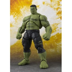 Marvel Avengers Infinity War S.H. Figuarts Actionfigur Hulk (21 cm)