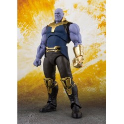 Marvel Avengers Infinity War S.H. Figuarts Actionfigur Thanos (19 cm)