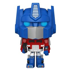 Transformers POP! Retro Toys Vinyl Figur Optimus Prime (10 cm)