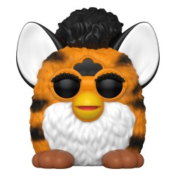 Furby POP! Retro Toys Vinyl Figur Furby (Tiger) (10 cm)