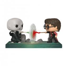 Harry Potter Funko POP! Movie Moment Vinyl Figuren Doppelpack Harry VS Voldemort (10 cm)