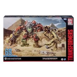 Transformers: Revenge of the Fallen Studio Series Actionfiguren 8er-Pack Devastator