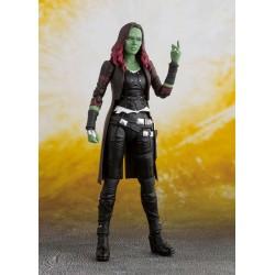 Marvel Avengers Infinity War S.H. Figuarts Actionfigur Gamora (15 cm)