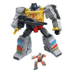 Transformers Studio Series Leader Class Actionfigur Grimlock & Autobot Wheelie (Transformers: The Movie) (21 cm)