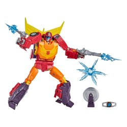 Transformers Studio Series Voyager Class Actionfigur Autobot Hot Rod (The Transformers: The Movie) (16 cm)