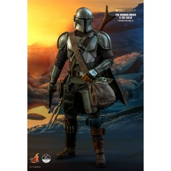 Star Wars The Mandalorian Actionfiguren Doppelpack 1/4 The Mandalorian & The Child (46 cm)