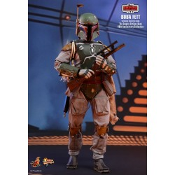 Star Wars Episode V Hot Toys 1/6 Movie Masterpiece Actionfigur Boba Fett (30 cm)