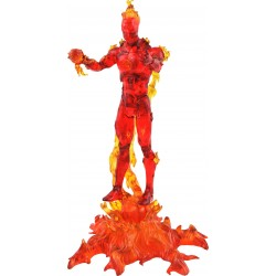 Marvel Select Actionfigur Human Torch (18 cm)