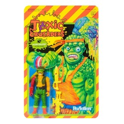 Toxic Crusaders ReAction Actionfigur Wave 1 Major Disaster (10 cm)